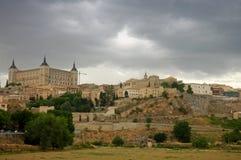 Toledo - la Spagna Fotografia Stock Libera da Diritti
