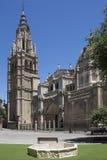 Toledo - la Spagna Fotografie Stock