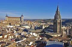 Toledo landmarks Stock Photo