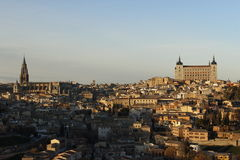 Toledo, Madri Fotografia de Stock Royalty Free