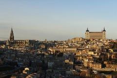 Toledo, Madrid Fotografia Stock Libera da Diritti