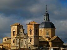 Toledo, monastère Images libres de droits