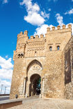 Toledo mosque Spain Royalty Free Stock Photography