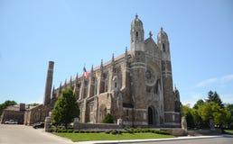Toledo Our Lady Cathedral Foto de archivo