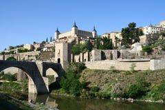 Toledo panorama Stock Photography