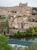 Toledo Spagna Fotografie Stock Libere da Diritti