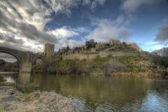 Toledo Spagna Fotografia Stock Libera da Diritti