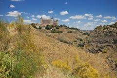 Toledo, Spagna Fotografie Stock Libere da Diritti