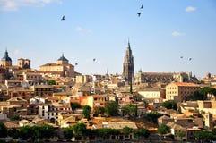 Toledo in Spagna Immagine Stock