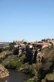 Toledo Spain Royalty Free Stock Photo