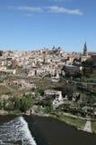 Toledo Spain Stock Photo