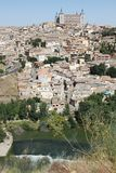 Toledo in Spain Royalty Free Stock Photo