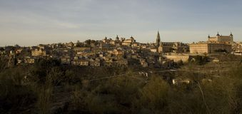 Toledo Spain Stock Photography