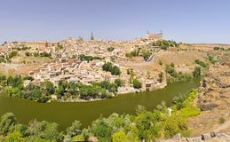 Toledo, Spain. Royalty Free Stock Image