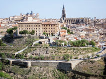 Toledo, Spain Stock Images