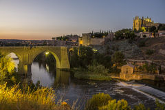 Toledo - Spain Stock Photography
