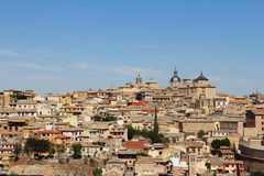 Toledo, Spain Royalty Free Stock Photo