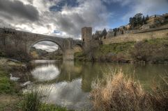 Toledo Spain Imagens de Stock
