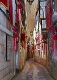 Toledo Spain. Architecture of building in Toledo Spain Stock Photo