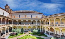 Toledo, Spain. Toledo Museo De Santa Cruz Museum, Spain Stock Image