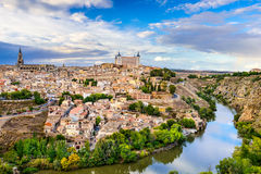 Toledo Spain Royalty Free Stock Photo