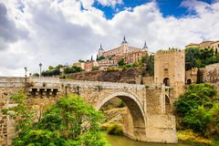 Toledo, Spain Old Town Royalty Free Stock Images