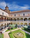 Toledo, Spain. Toledo Museo De Santa Cruz Museum, Spain Royalty Free Stock Images