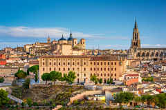 Toledo, Spain Stock Photography