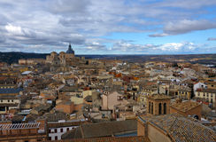 Toledo spain Royalty Free Stock Photos