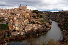 Toledo spain Royalty Free Stock Image