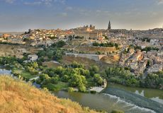 Toledo, Spain Royalty Free Stock Photos