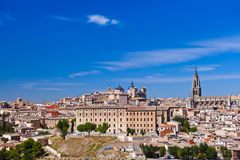 Toledo Spain Royalty Free Stock Images