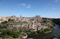Toledo Spanien Lizenzfreies Stockfoto