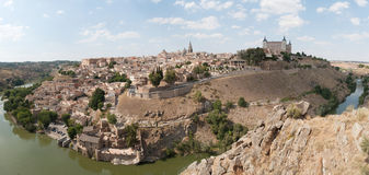 Toledo, Spanien Stockbild
