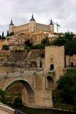 Toledo Spanien Fotografering för Bildbyråer