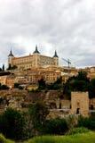 Toledo Spanien Arkivbilder