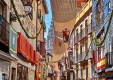 Toledo Spanje Royalty-vrije Stock Fotografie