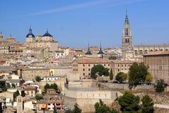 Toledo. Spanje. royalty-vrije stock fotografie