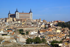 Toledo. Spanje stock foto's