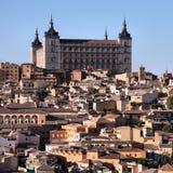 Toledo, Spanje Royalty-vrije Stock Afbeeldingen