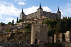 Toledo, Spanje Royalty-vrije Stock Fotografie