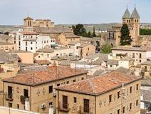 Toledo Spanje Stock Afbeelding