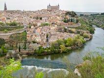 Toledo Spanje Royalty-vrije Stock Afbeeldingen