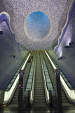 Toledo Station Mosaic Art Work Stock Fotografie