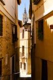 Toledo street view Stock Image