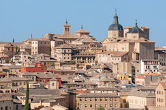 Toledo in a sunny summer day Royalty Free Stock Photo