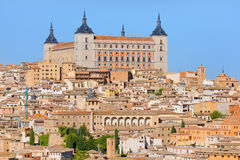 Toledo in a sunny summer day Royalty Free Stock Image