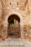 toledo Tor in der Stadtmauer Lizenzfreie Stockbilder