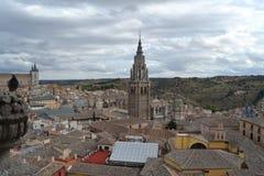 Toledo-Turm Lizenzfreie Stockbilder