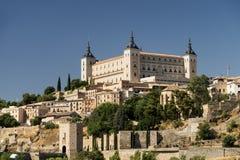 Toledo u. x28; Spain& x29;: der Alcazar Stockfoto